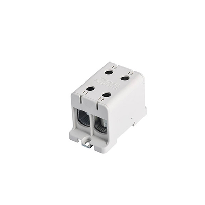 KE68 2 Pole Large Power Al Cu Universal Terminal Block